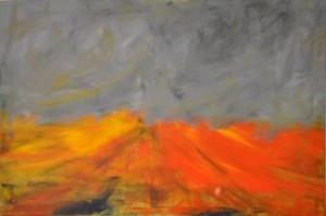 Acryl auf Leinwand, 120x80 cm