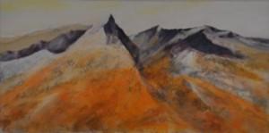 Acryl auf Leinwand, 100x50 cm